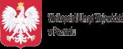 Logo Wielkopolskiego Urzędu Wojewódzkiego w Poznaniu